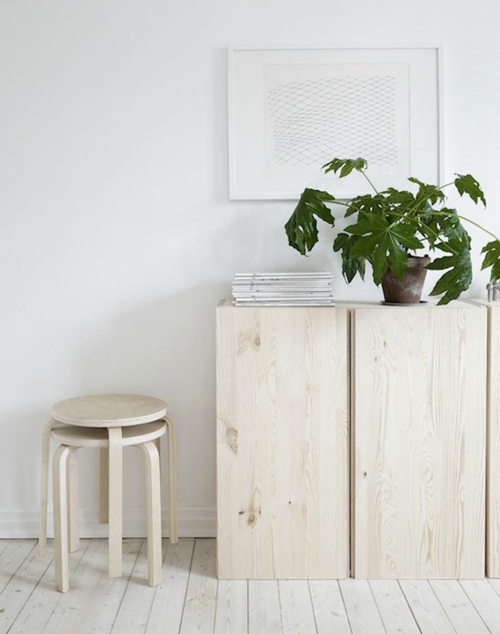 7 antes y despu s de ikea hacks f ciles y baratos ideas decoradores - Mueble aparador ikea ...