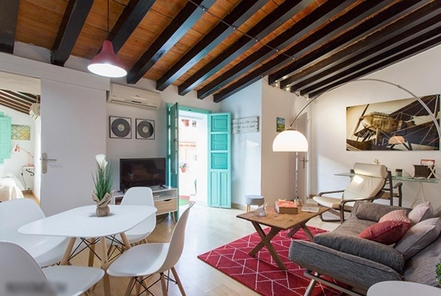 Decoraci n apartamento centro de sevilla ideas decoradores - Decoradores en sevilla ...