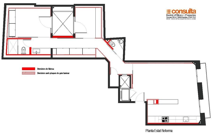 Apartamento Born Estado Reforma