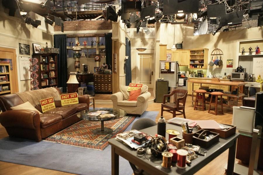 Apartamento de Big Bang Theory