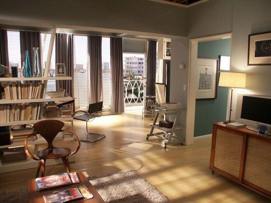 Apartamento de Dexter interior