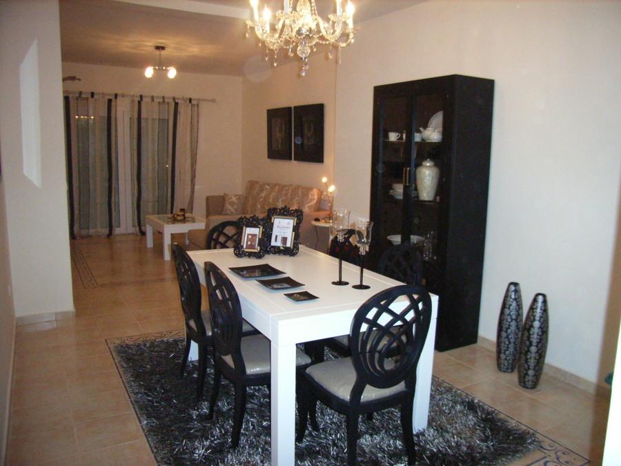 Baños Estilo Arabesco:Proyecto Integral Vivienda de 2 Dormitorios