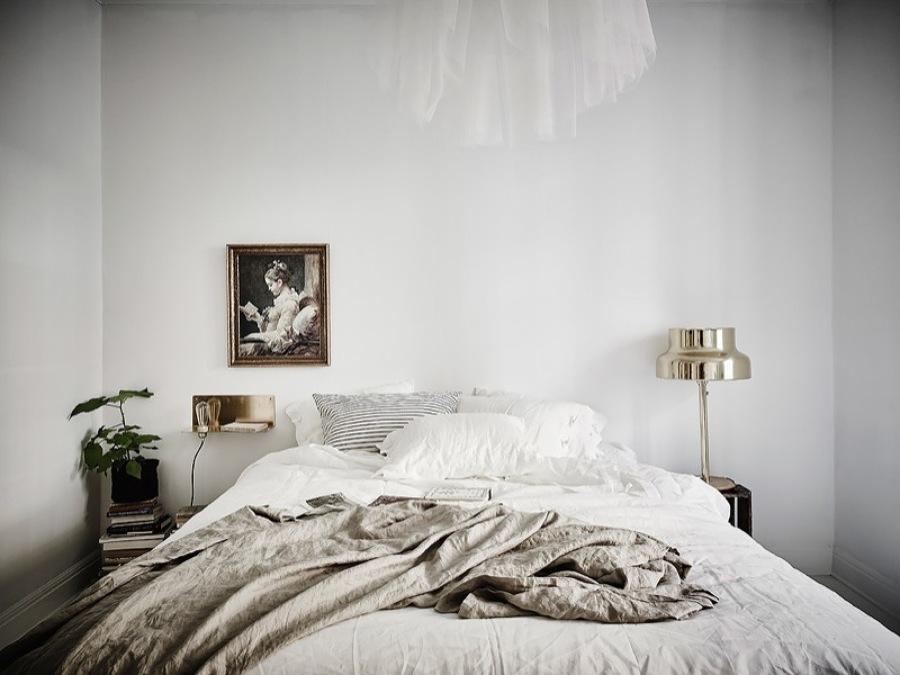 cama deshecha