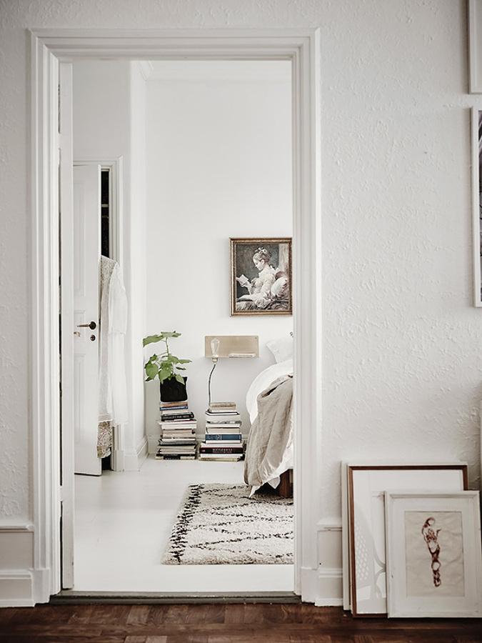 vista parcial del dormitorio