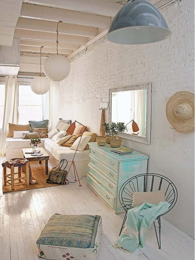 Apartamento  pequeño reformado