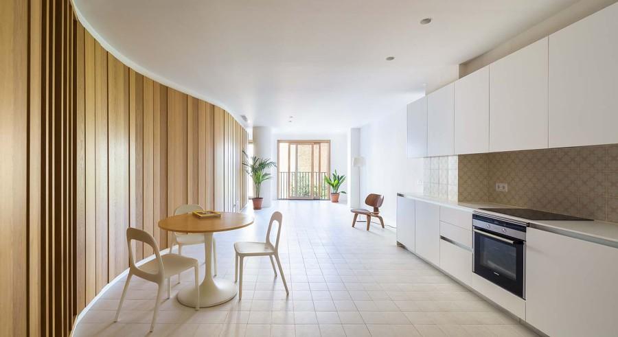 Apartamentos Paseo de Gracia - THK Construcciones - 02