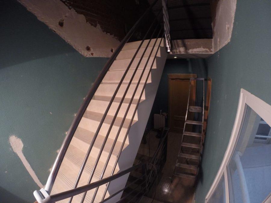 Apertura de escalera para buhardilla ideas alba iles - Escalera para buhardilla ...
