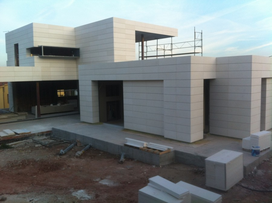 APLACADOS FECOMAR Natural Stone Projects