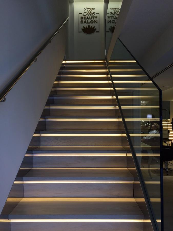 Aplicacion les escalera