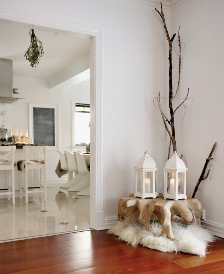 Árbol minimalista
