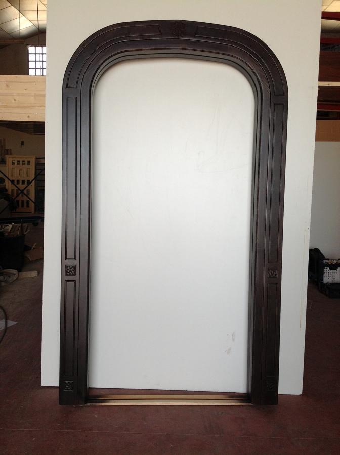 Arcos de madera para puertas simple antigedades foto with arcos de madera para puertas - Arcos decorativos para puertas ...