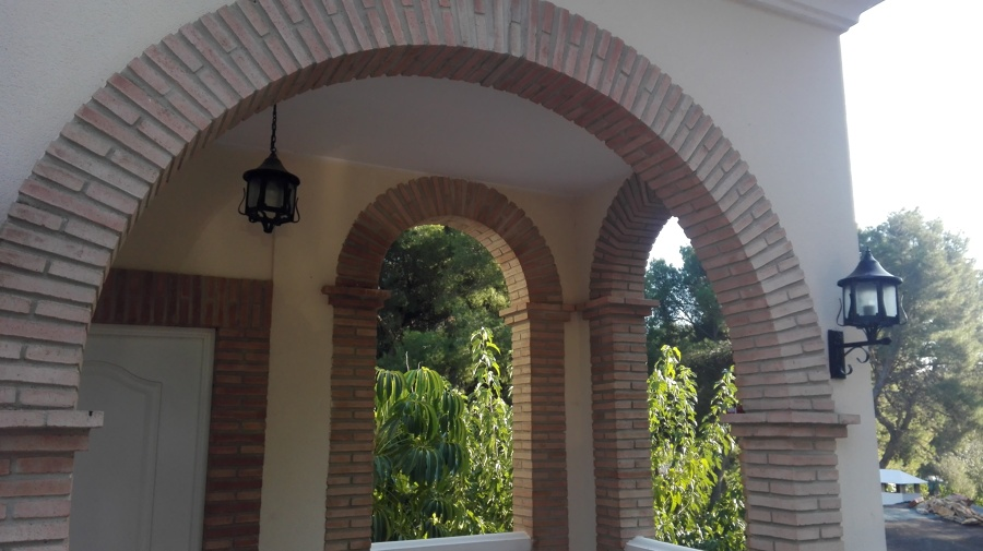 Foto arcos ladrillo manual de ortega s ez construcci n - Arcos de ladrillo visto ...