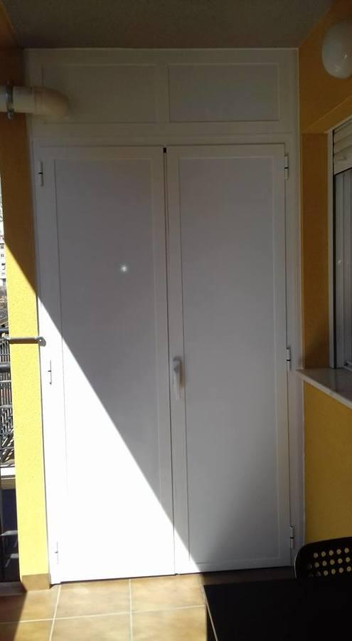Armario de galer a sustituci n de ventana sin obra - Armario de obra ...