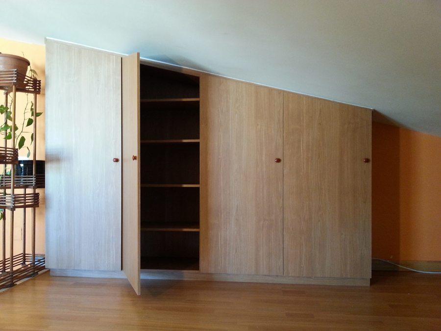 Armarios para buhardillas ikea affordable armarios con - Muebles para buhardillas ...