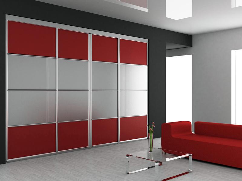 Foto armario a medida puertas correderas de tot mobles - Puertas correderas grandes ...