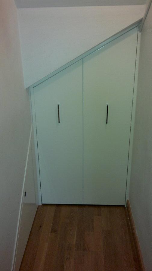 Foto armario bajo escalera de carpinter a alfonso antelo - Armario bajo escalera ...