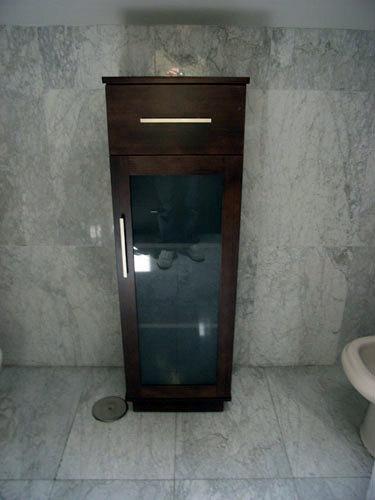 Armarios De Baño Columna:Foto: Armario Columna de Muebles De Baño Jara #282220 – Habitissimo