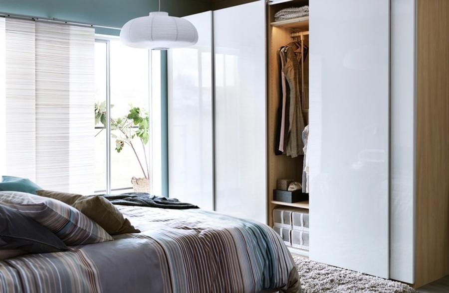 armario con puertas correderas y gran capacidad