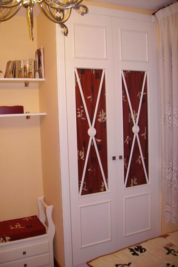 Armario de cortina