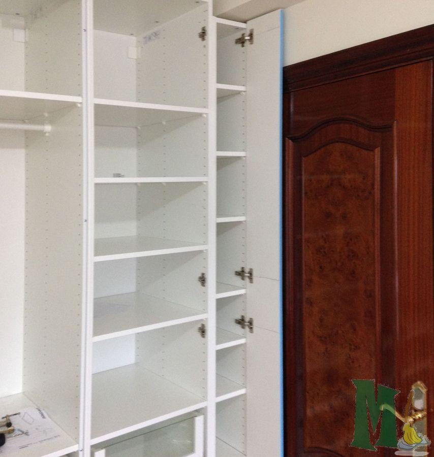 Montaje y adaptacion muebles de ikea en gijon ideas - Armarios para garaje ...