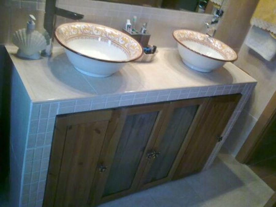 Soluciones alguno de nuestros servicios trabajos ideas Muebles de lavabo de obra