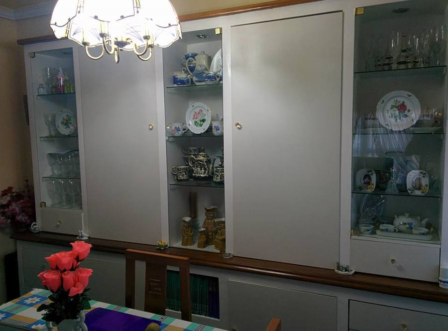 Armarios en pladur ideas pladur - Armarios para salon ...