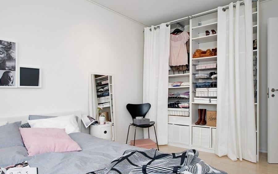 cuartos pequeos ideas para ganar espacio en tu dormitorio