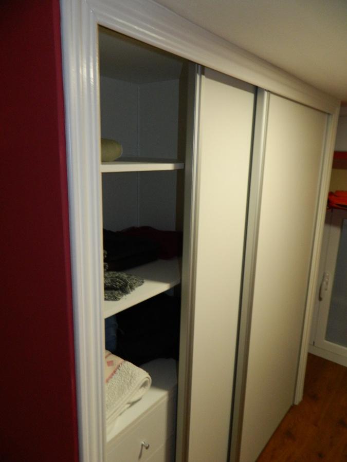 Armario empotrado habitación 1