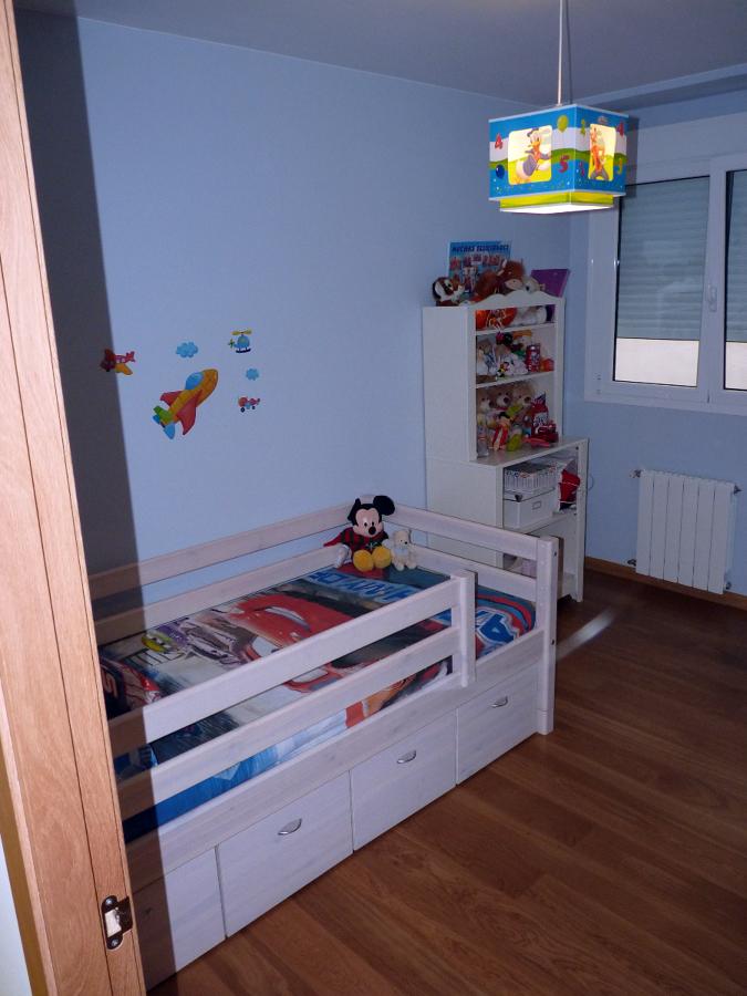 Dormitorio infantil niño