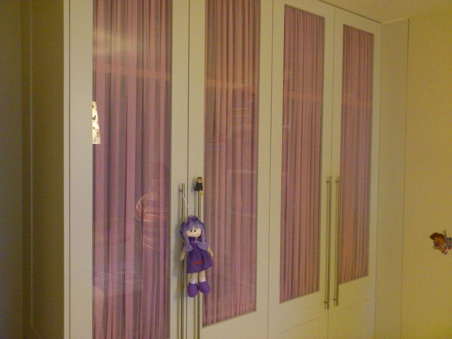 Foto armario lacado blanco a medida para ni a de emilio - Cuanto cuesta un armario a medida ...