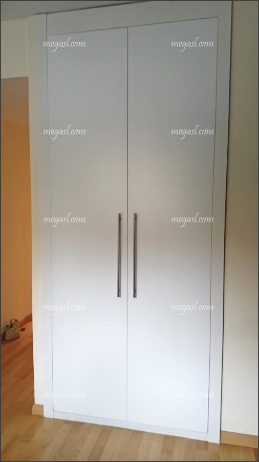 Lacar puertas en blanco en madrid ideas armarios - Precio lacar puertas en blanco ...
