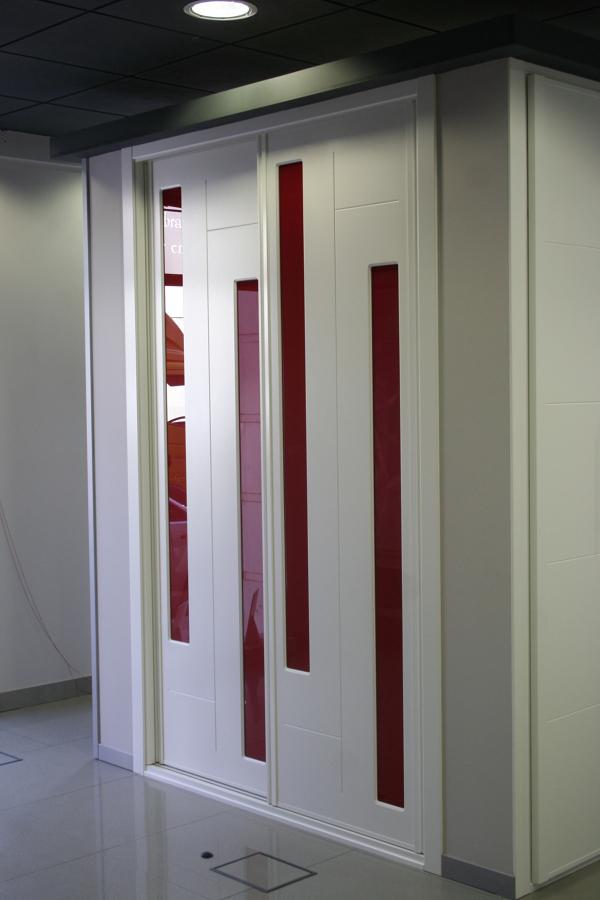 armario lacado pantografiado