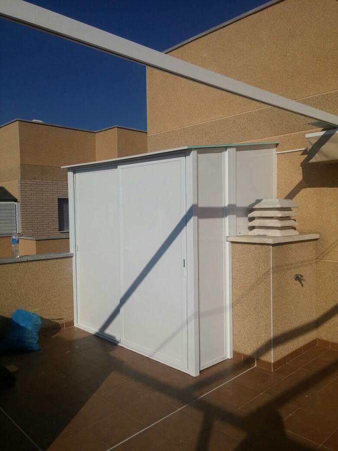 Foto armario para terraza de toldos p rgolas - Armarios de terraza ...