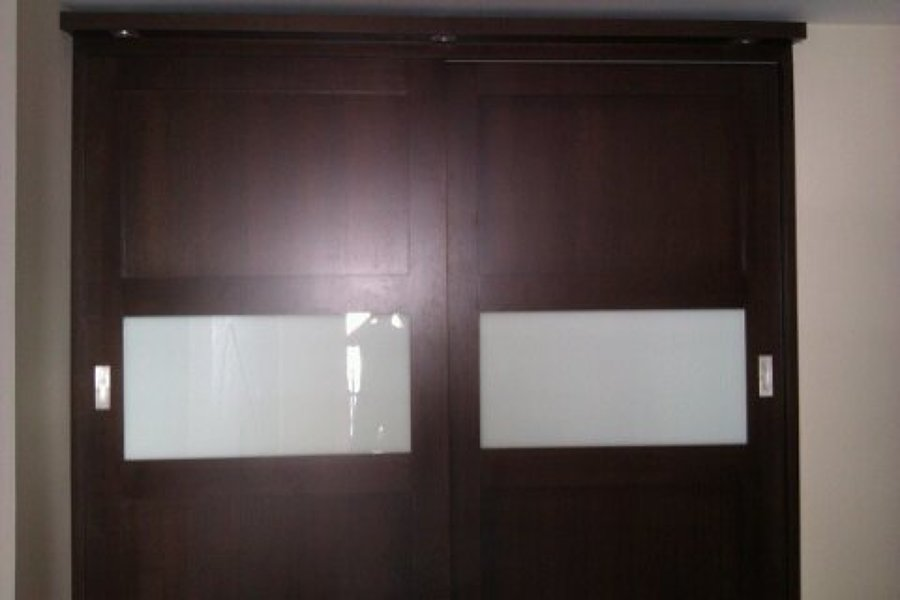 Armario a medida con puertas correderas modelo 9 ideas - Puertas armario a medida ...