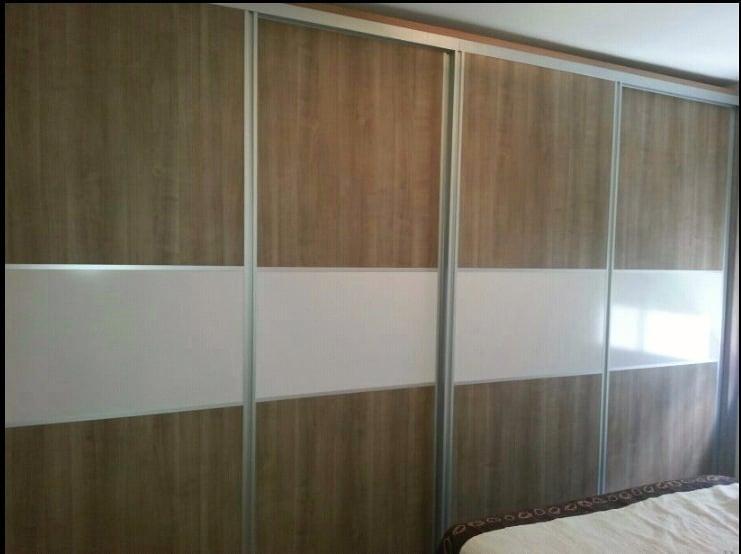 Armario 4 puertas correderas ideas muebles - Puertas de armario correderas a medida ...