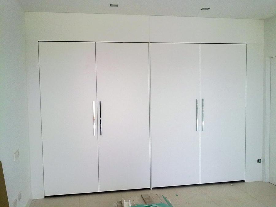 Foto armarios empotrados de carpinteria jama 369498 - Imagenes de armarios empotrados ...