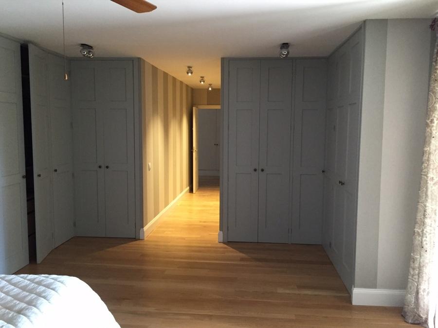 Armarios habitación principal