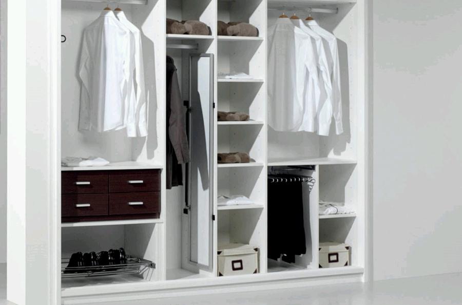 Armarios empotrados para el dormitorio ideas armarios - Organizar armarios empotrados ...