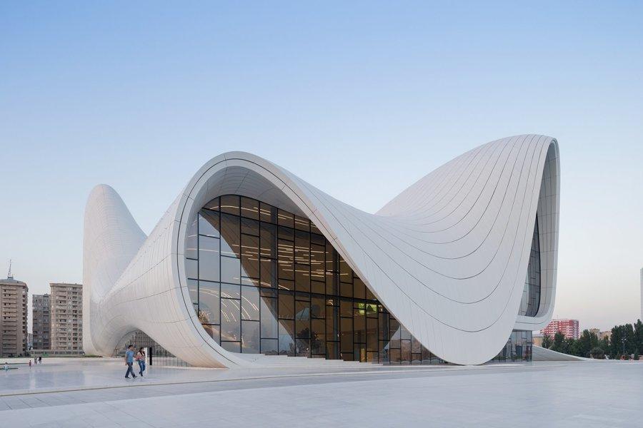 Arquitectura Zaha Hadid