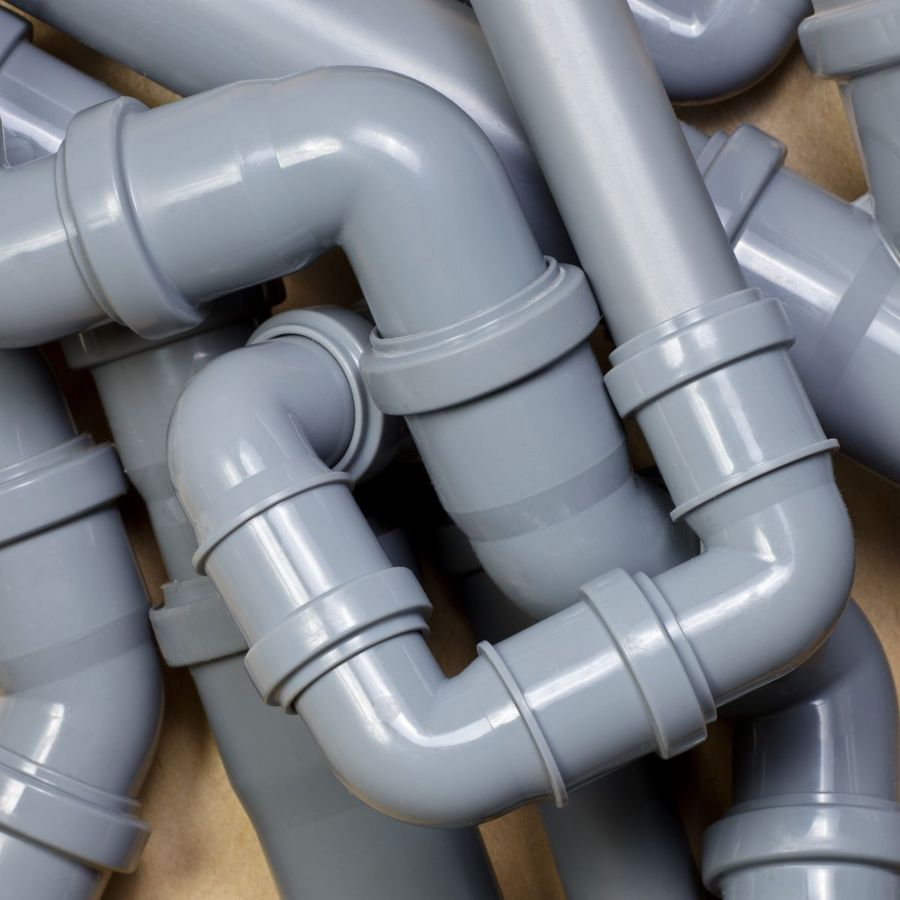 arreglar tuberías plástico