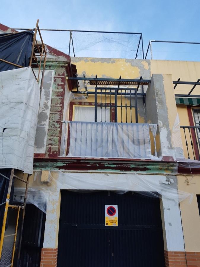 arreglo de fachada