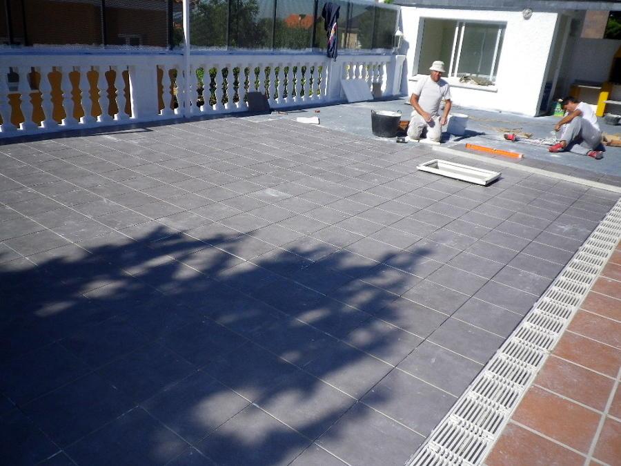 Impermeabilizaci n y solado en terraza ideas - Arreglo de terrazas ...