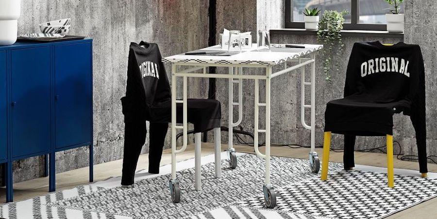Artículos de la edición limitada SAMMANKOPPLA de IKEA