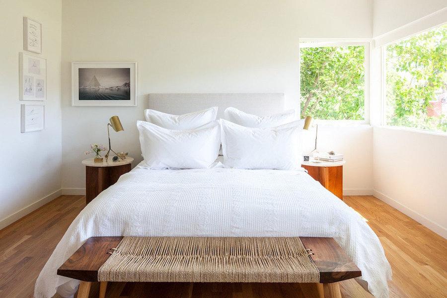 dormitorio libre de ácaros