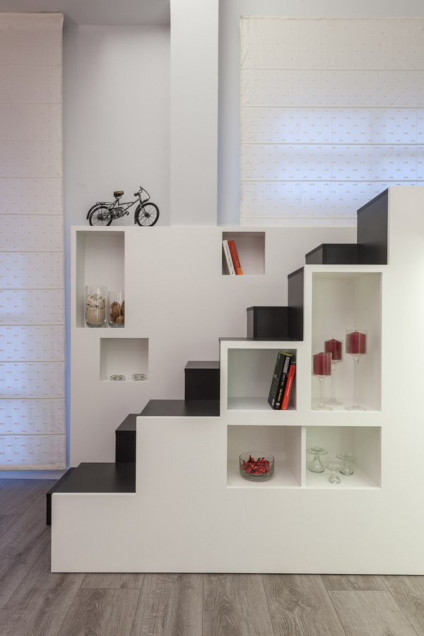 Como Hacer Una Escalera Plegable Para Altillo. Beautiful Creativas ...