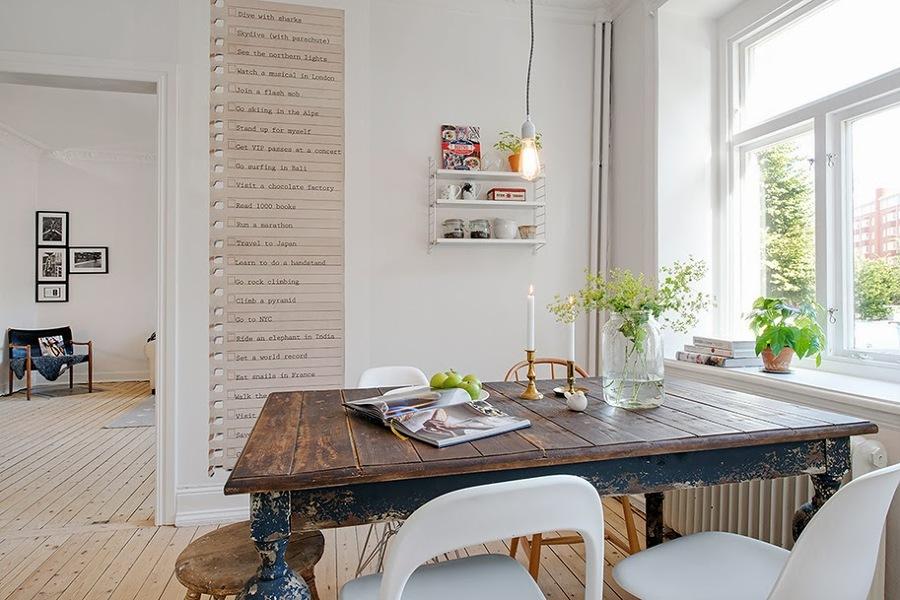 es una buena idea unir la cocina y el sal n ideas decoradores. Black Bedroom Furniture Sets. Home Design Ideas