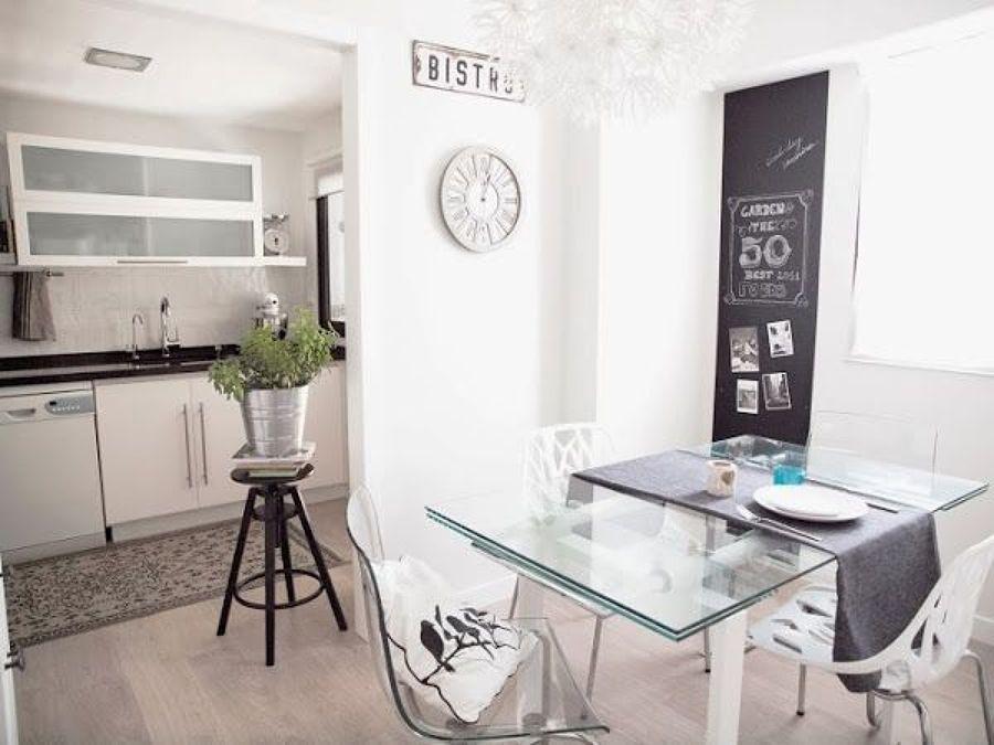Es una buena idea unir la cocina y el sal n ideas - Unir cocina y salon ...