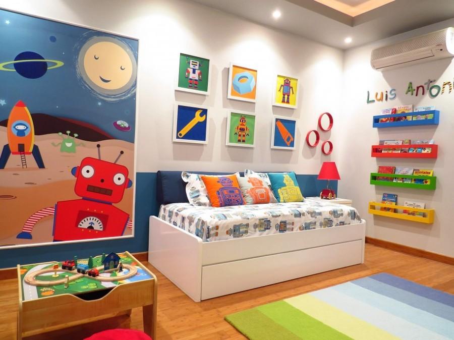 cuartos de Juegos para los Peques Decora para Rer Soar y Jugar