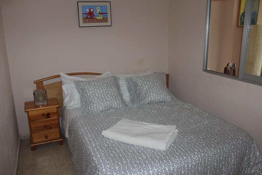 Así era el dormitorio antes