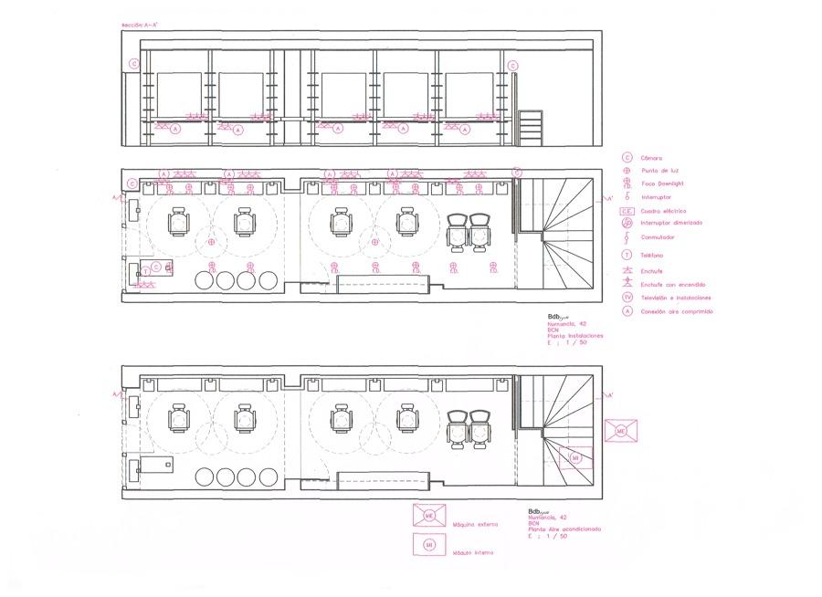 Foto as lo explicamos detalles instalaciones de - Disenador de interiores barcelona ...